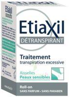 Etiaxil Aisselles Détranspirant Peau Sensibles Roll-on/15ml à COLIGNY