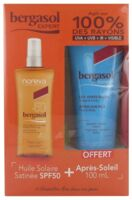 Bergasol Expert Spf50 Huile Satinée Spray/150ml+après Soleil à COLIGNY