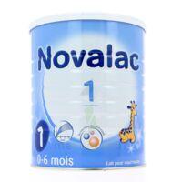 Novalac 1 Lait En Poudre 1er âge B /800g à COLIGNY