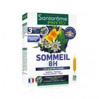 Santarome Bio Sommeil 8h Solution Buvable 20 Ampoules/10ml à COLIGNY