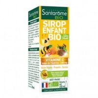Santarome Bio Sirop Fortifiant Enfant Fl/150ml à COLIGNY