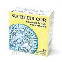 Pierre Fabre Health Care Sucredulcor Effervescent Boîtes De 600 Comprimés à COLIGNY