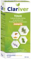 Clariver Solution Buvable Toux Sèche Et Productive Enfant Fl/175ml à COLIGNY