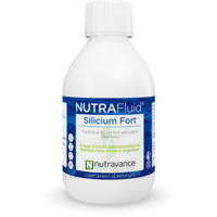 Nutrafluid Silicium Fort Solution Buvable Fl/250ml à COLIGNY