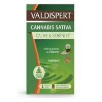 Valdispert Cannabis Sativa Caps Liquide B/24 à COLIGNY