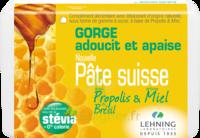 Lehning Pâte Suisse Pastilles à Sucer Miel Propolis B/50g à COLIGNY