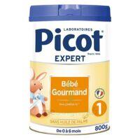 Picot Bébé Gourmand 1 Lait En Poudre B/800g à COLIGNY