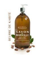 Beauterra - Savon De Marseille Liquide - Beurre De Karité - 1l