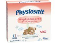 Physiosalt Rehydratation Orale Sro, Bt 10 à COLIGNY