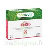 Olioseptil Bronches 15 Gélules à COLIGNY