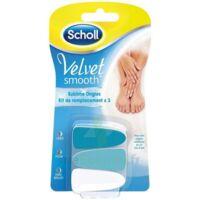 Scholl Velvet Smooth Ongles Sublimes Kit De Remplacement à COLIGNY