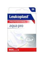 Leukoplast Aqua Pro Pans Adhésif Imperméable Assortis B/20 à COLIGNY