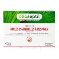 Olioseptil - Capsules Huiles Essentielles à Respirer - Nez Dégagé à COLIGNY