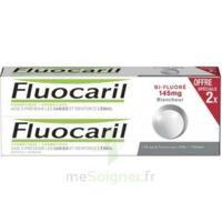 Fluocaril Bi-fluoré 145 Mg Pâte Dentifrice Blancheur 2*75ml à COLIGNY