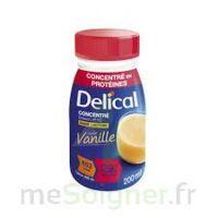 Delical Boisson Hp Hc Concentree Nutriment Vanille 4bouteilles/200ml à COLIGNY