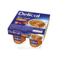 Delical Riz Au Lait Nutriment Caramel Pointe De Sel 4pots/200g à COLIGNY