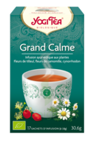 Yogi Tea Grand Calme à COLIGNY