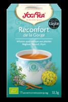 Yogi Tea Reconfort De La Gorge à COLIGNY