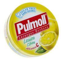 Pulmoll Pastilles Citron B/45g à COLIGNY