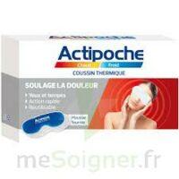 Actipoche Masque Thermique Yeux Et Tempes B/1 à COLIGNY