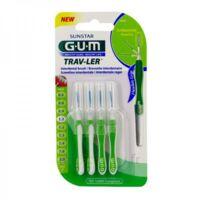 Gum Trav - Ler, 1,1 Mm, Manche Vert , Blister 4 à COLIGNY
