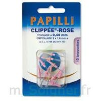 Papilli - Clippee, Rose, Sachet 10 à COLIGNY