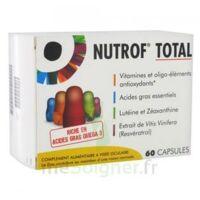 Nutrof Total Caps Visée Oculaire B/60 à COLIGNY