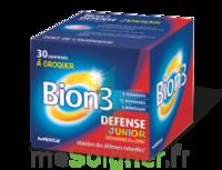 Bion 3 Défense Junior Comprimés à Croquer Framboise B/30 à COLIGNY