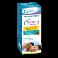 Quies Bi-pack 2 Sprays Buccal Et Nasale Anti-ronflement à COLIGNY