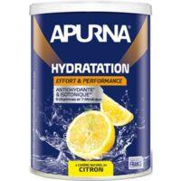 Apurna Poudre Pour Boisson Hydratation Citron 500g à COLIGNY