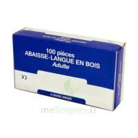 Cooper Abaisse-langue Bois Adulte B/100
