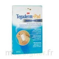 Tegaderm + Pad, 5 Cm X 7 Cm , Bt 10 à COLIGNY