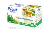 Picot Maman Tisane D'allaitement Verveine 20 Sachets à COLIGNY