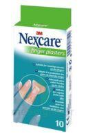 Nexcare Finger Plaster Pansements Papillon Doigt B/10 à COLIGNY