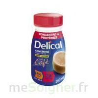 Delical Boisson Hp Hc Concentree Nutriment Café 4bouteilles/200ml à COLIGNY