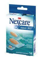Nexcare Aqua 360° Pansements 3 Tailles B/14 à COLIGNY
