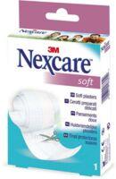 Nexcare Soft Pansement à Découper Blanc 8cmx1m à COLIGNY