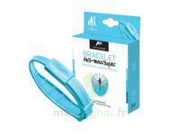 Pharmavoyage Bracelet Répulsif Origine Végétale Anti-moustique Bleu à COLIGNY