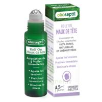 Olioseptil Huile Essentielle Maux De Tête Roll-on/5ml à COLIGNY