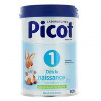 Picot Standard 1 Lait Poudre B/800g à COLIGNY