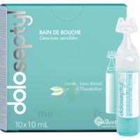 Doloseptyl Bain Bouche 10 Unidoses/10ml à COLIGNY