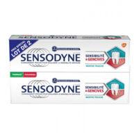 Sensodyne Sensibilité Et Gencives Menthe Fraîche 2t/75ml à COLIGNY