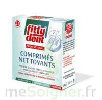 Fittydent Professional Comprimes Nettoyants, Bt 32 à COLIGNY