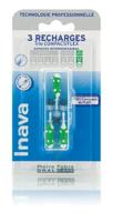 Inava Brossettes Recharges Vert Iso 6 2,2mm