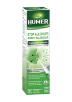 Humer Stop Allergies Spray Nasal Rhinite Allergique 20ml
