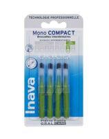 Inava Brossettes Mono-compact Vert Iso 6 2,2mm à COLIGNY