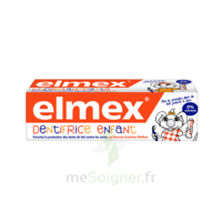 Elmex Enfant Pâte Dentifrice Dent De Lait 50ml à COLIGNY
