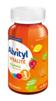 Alvityl Vitalité Gomme B/60 à COLIGNY