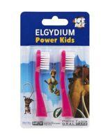 Elgydium Recharge Pour Brosse à Dents électrique Age De Glace Power Kids à COLIGNY