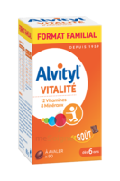 Alvityl Vitalité à Avaler Comprimés B/90 à COLIGNY